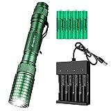 Best 18650 Battery Button Tops - Tokeyla 5 modes waterproof Flashlight 18650 Flashlight Review