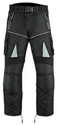 RIDEX Herren CJ1/Motorrad Jacke Schutz Wasserdicht