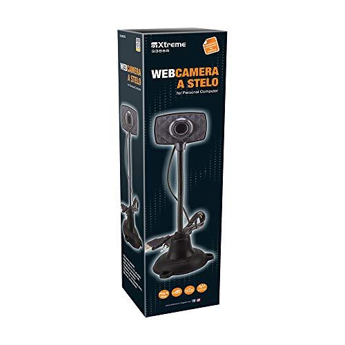 Xtreme videogames Webcam Videocámara PC USB 3.0 mxpl con Ttelo Comp. Win 7/8/9/10 Linux Mac 33855 miniatura