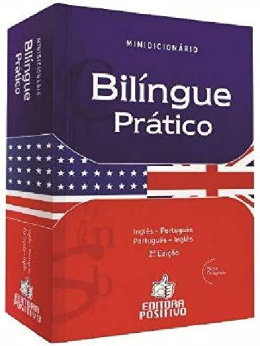 Positivo Dicionário Bilíngue - Inglês/Português-Português/Inglês, Multicores