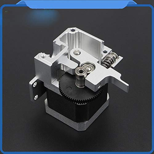 Silver All Metal Titan Aero Extruder 1.75mm for Prusa I3 MK2 3D Printer for Both Direct Drive and Bowden Mounting Bracket Photo #2