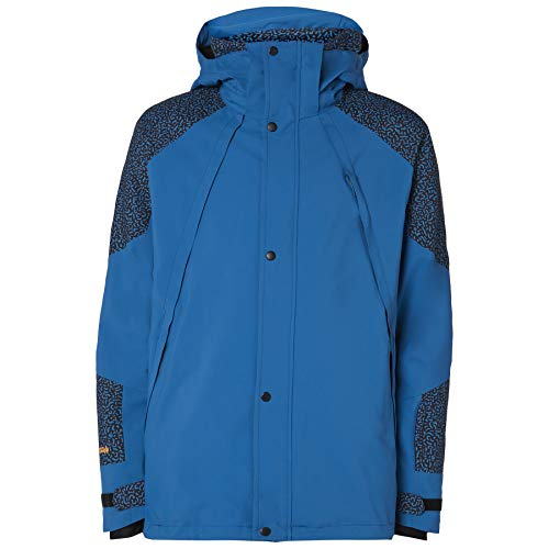 O'Neill PM Droppin' Jacket-5075 Seaport Blue-XL jas voor heren