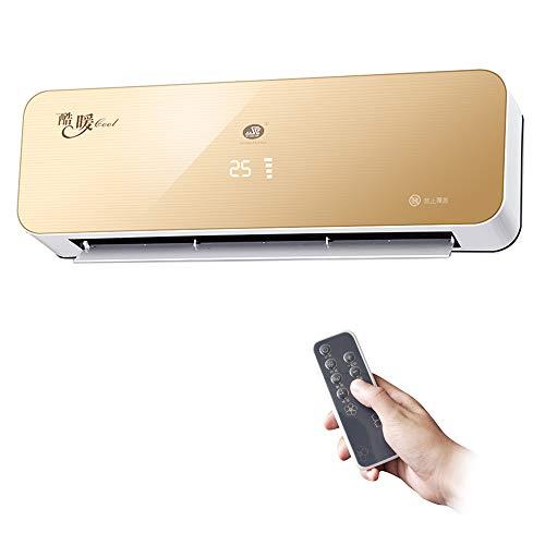 Riscaldatore Elettrico A Parete con Display Digitale,Riscaldamento PTC,8H Timing Bagno Impermeabile...