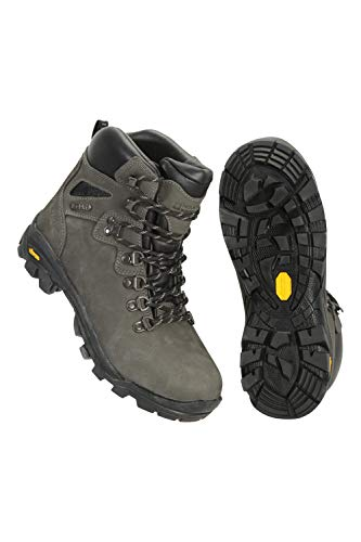 Mountain Warehouse Odyssey Waterproof Extreme Womens Vibram Boot Grau 39 EU