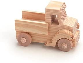 Darice 9163-47 Wood Truck Craft