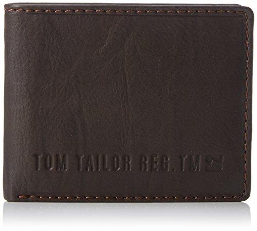 Tom Tailor Acc HARRY 20403 Herren Geldbörsen 10x8x2 cm (B x H x T), Braun (braun 29)