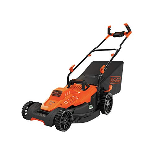 BLACK+DECKER BEMW482BH Electric Lawn Mower
