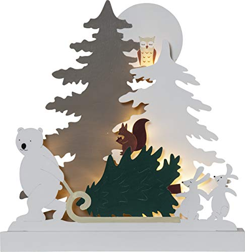 Star Candelabro LED 'Forest Friends'.
