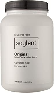 Soylent Original Plant Protein Meal Replacement Powder, 36.8 oz