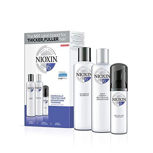 NIOXIN 3-part System Kit 6 pour cheveux très fins et traités chimiquement