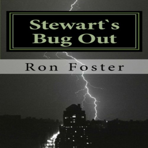 Stewart`s Bug Out audiobook cover art