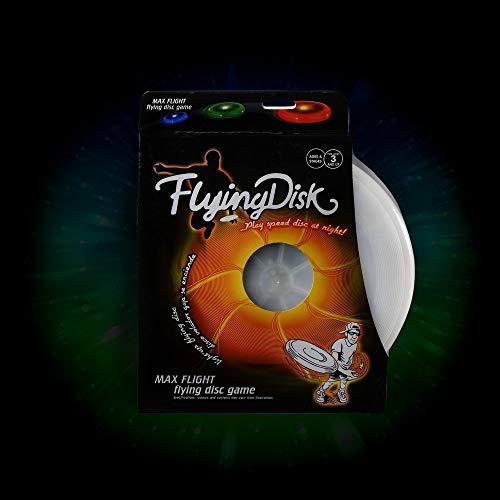 The Glowhouse - Premium-Frisbee mit Leuchteffekt