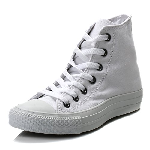 Converse Schuhe Chuck Taylor All Star Spec HI White-White (1U646) 37,5 Weiss