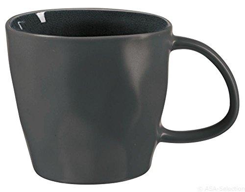 ASA Tasse, Steingut, 8.5 cm