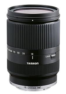 Tamron 18-200mm F/3.5-6.3 Di III VC Nex Objektiv für Sony NEX-Serie schwarz (B006IM0FXG) | Amazon price tracker / tracking, Amazon price history charts, Amazon price watches, Amazon price drop alerts