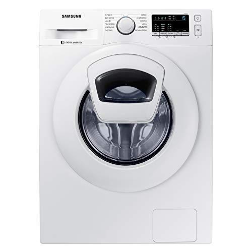 Samsung WW90K4430YW/ET AddWash Lavatrice, 9 kg, 1400 Rpm, senza Installazione, Bianco