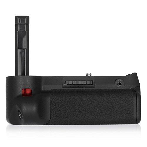 Powerextra Battery Grip for Nikon D3100/D3200/D3300/D5300 SLR Digital Camera Work with 1 or 2 pcs EN-EL14/EN-EL14A Batteries