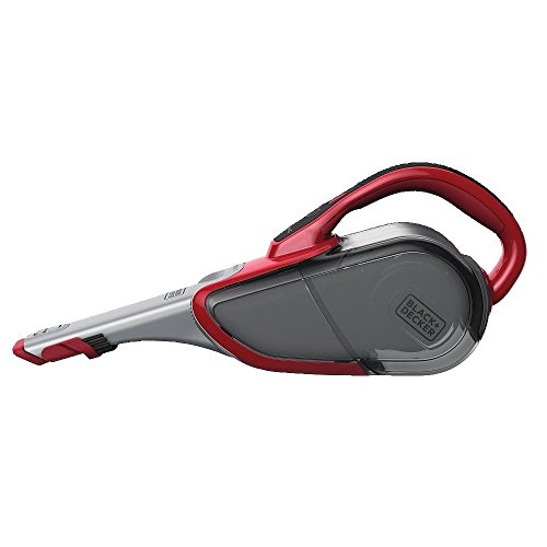 Fantastic Prices! BLACK+DECKER dustbuster Handheld Vacuum, Cordless, Chili Red (HHVJ320BMF26)