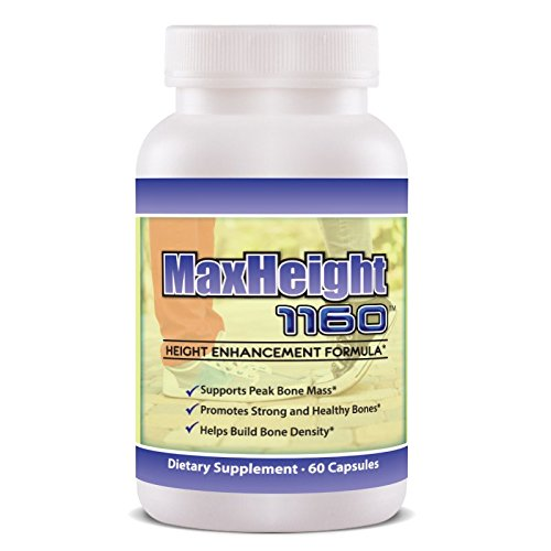 MaxHeight 1160 Height Enhancement Formula 60 Capsules