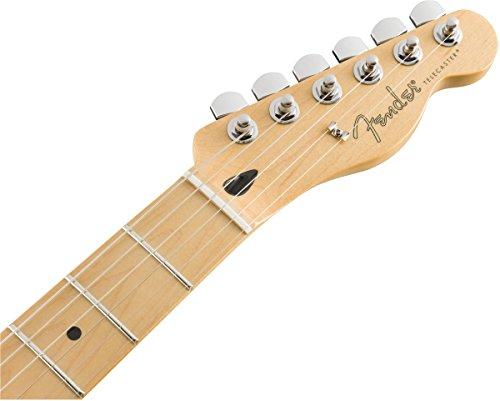 FenderエレキギターPlayerTelecaster®,MapleFingerboard,3-ColorSunburst