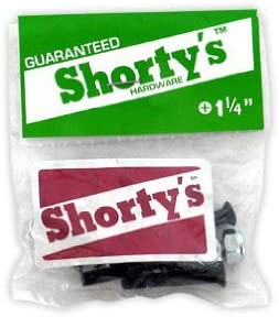 Shorty's New product!! 1-1 4