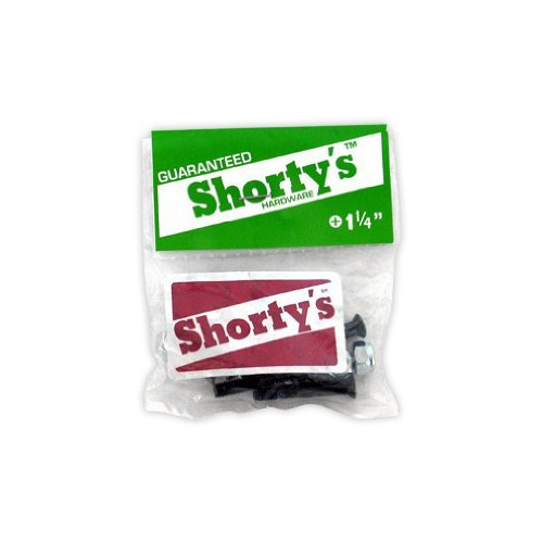 Shorty's 1-1/4 Phillips Skateboard Hardware by Shorty's