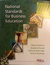 National Standards for Business Education