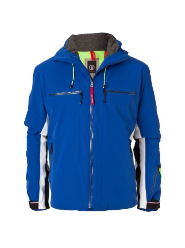 Bogner Fire + Ice Herren Outdoor Jacke Brody, electric blue, 54, 3425-4725