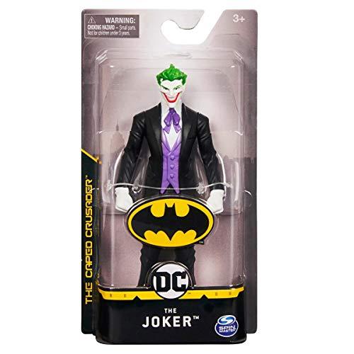 DC The Joker Action Figure 15 cm Batman the Caped Crusader