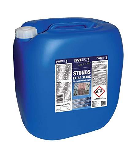 Iwetec Stonos extra stark 1 Liter Steinbodenreiniger