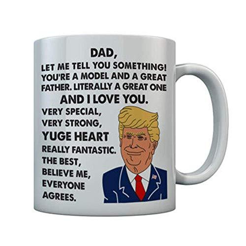 offee Cup350Ml Grappige Grote Donald Trump Koffie Mok Witte Kleur Creatieve Melk Keramische Cups Vader S Dag Moeder S Dag Geschenken voor Ouders-China_4_Gift_Box,9