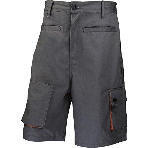 Delta Plus Panoply Mach 2 M2BE2 - Pantalones cortos de trabajo para hombre Gris gris XL