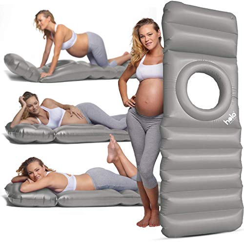 HOLO The Original Inflatable Pregnancy Pillow,...