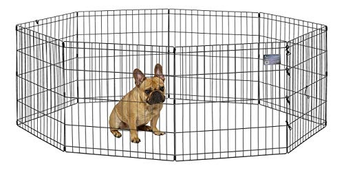 MidWest Homes for Pets Folding Metal Exercise Pen...