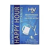 Happy Hour Vitamins- 24 Packs - Multivitamin Formulated for Better Mornings – Live & Feel Better...