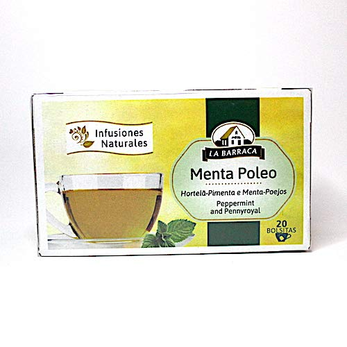Menta Poleo 20 Bolsitas de té