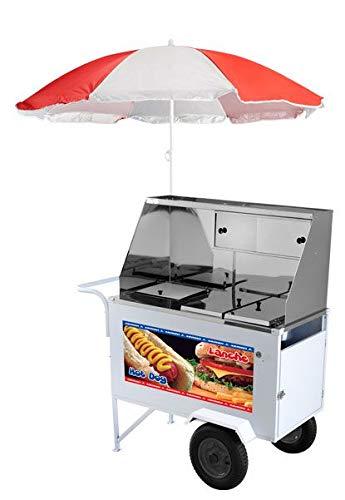 Carrinho Hot Dog/Lanche Armon