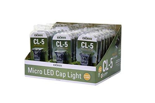 Dörr Lampe Frontale Micro LED Cl-5 (sur présentoir de 24)
