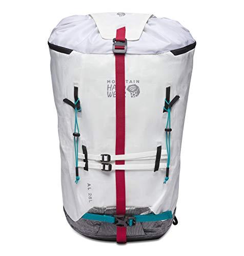 Mountain Hardwear Alpine Light 28L Backpack Weiß, Alpin- und Trekkingrucksack, Größe 28l - Farbe White