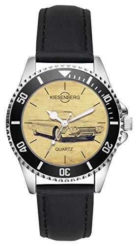 Geschenk für Thunderbird Serie 3 Oldtimer Fahrer Fans Kiesenberg Uhr L-6444