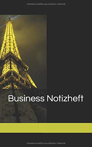 Business Notizheft: Business Notizheft