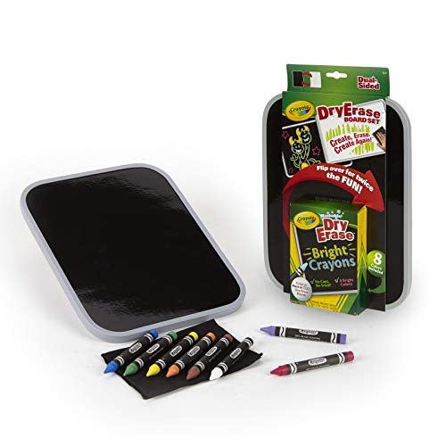 Crayola Dry Erase - 98-8638.0030 - Tableau Double-Face