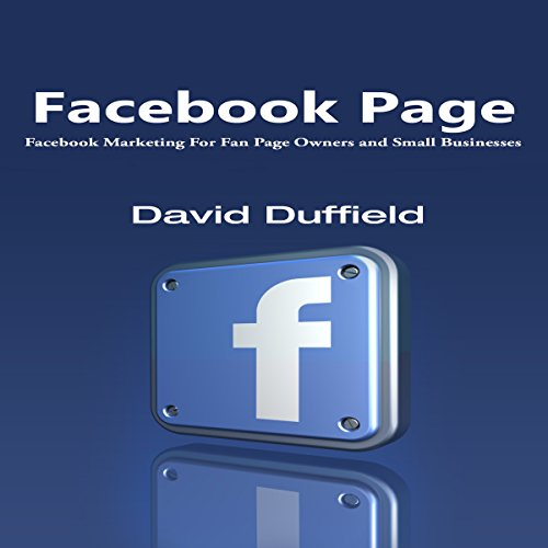 Facebook Page audiobook cover art