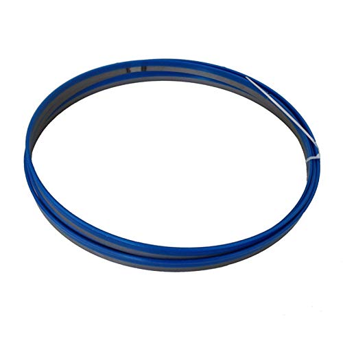 Sankuai 1pc 105' x 1/2' M42 Band Hojas de Sierra X 14tpi Bi-Metal for el Corte de Metales 2667mm Durable 13mm X