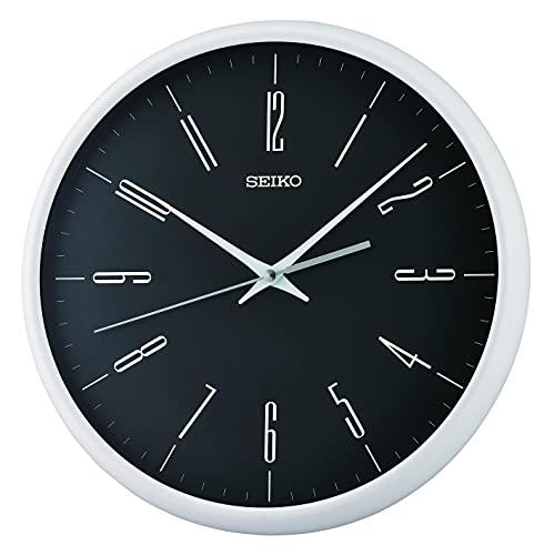 Seiko Reloj, Blanco y marrón, estándar