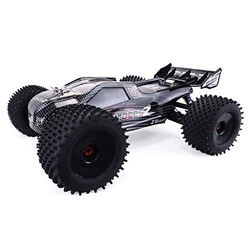 FairOnly ZD Racing 9021-V3 1/8 2.4G 4WD 80km / h Brushless Rc Auto Full Scale Electric Truggy RTR Spielzeug Black vehicle RTR*