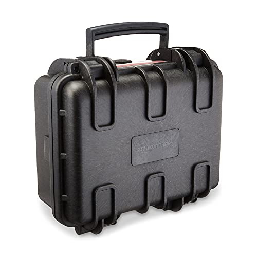 Amazon Basics - Hartschalen-Kamerakoffer, klein