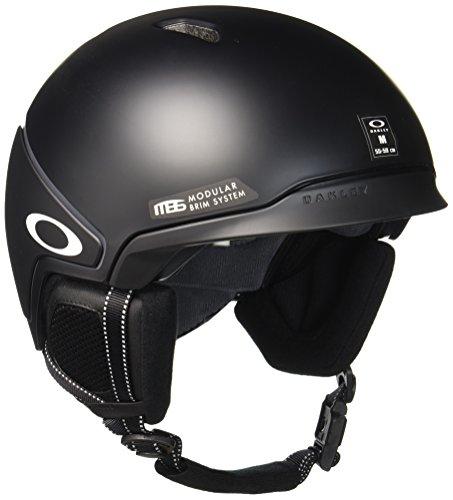Oakley Mod3 Casque de Ski Mixte Adulte, Noir Mat,...