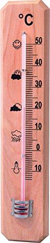 Technoline Thermometer, buche, 4,2 x 1,5 x 20 cm, WA 2020
