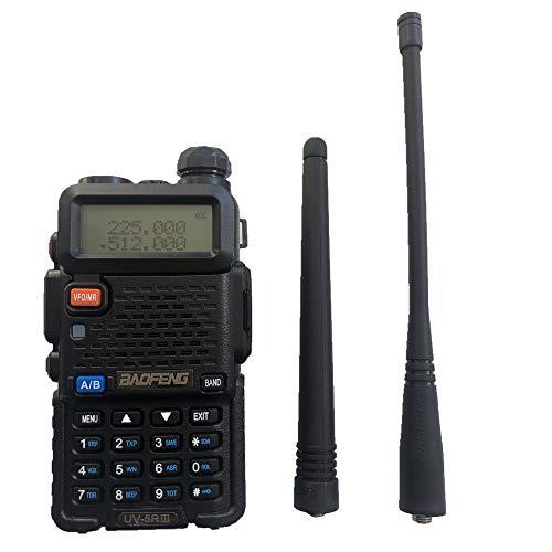 Radtel UV-5R III Tri-Band VHF,1.25M,UHF with 2...